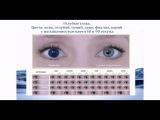 Презентация программы примерки цветных контактных линз
